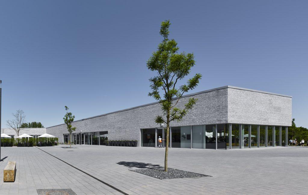 Besucherzentrum Gärten der Welt